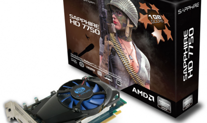 Pour notre sélection «conseil petit budget» du moi d'Août 2013, nous choisissons la carte graphique Radeon HD 7750 qui pour moins de 80€ vous permettrade jouer à une large palette […]