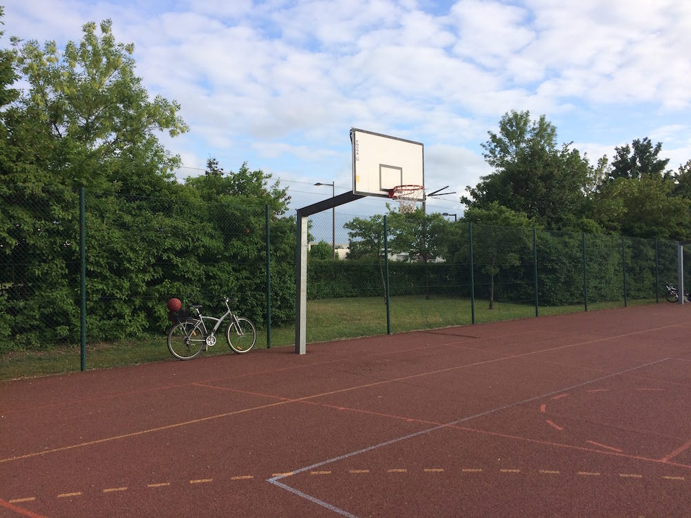 Orléans basket Larry